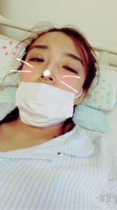 抗ガン剤3日目